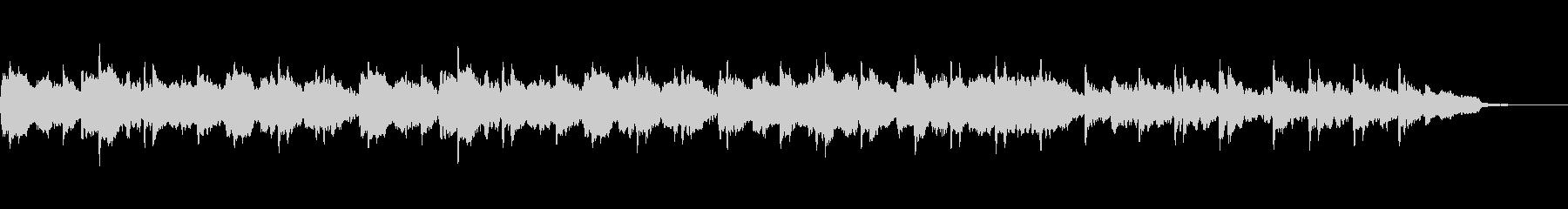 オーボエ・ギター5/8拍子の世界、切ないの未再生の波形