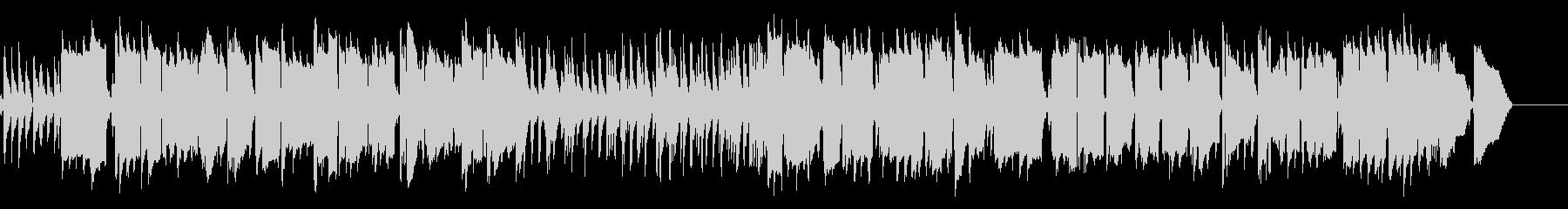 【ムーディーなサックスのジャズBGM】の未再生の波形