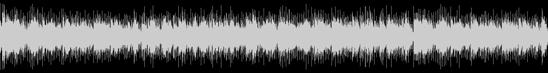 ショパン 「別れのワルツ」 ギターverの未再生の波形