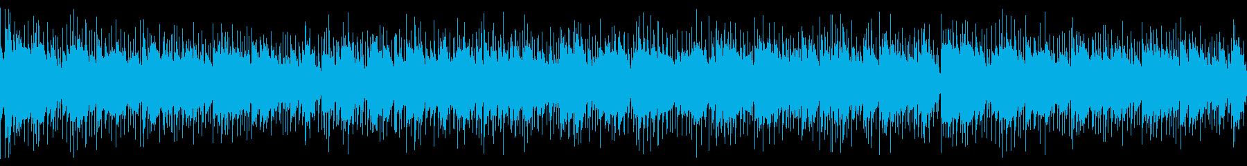 ショパン 「別れのワルツ」 ギターverの再生済みの波形