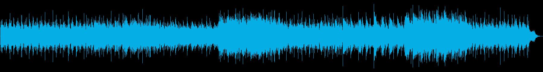 【リズム無し】企業VP・CM 感動的の再生済みの波形