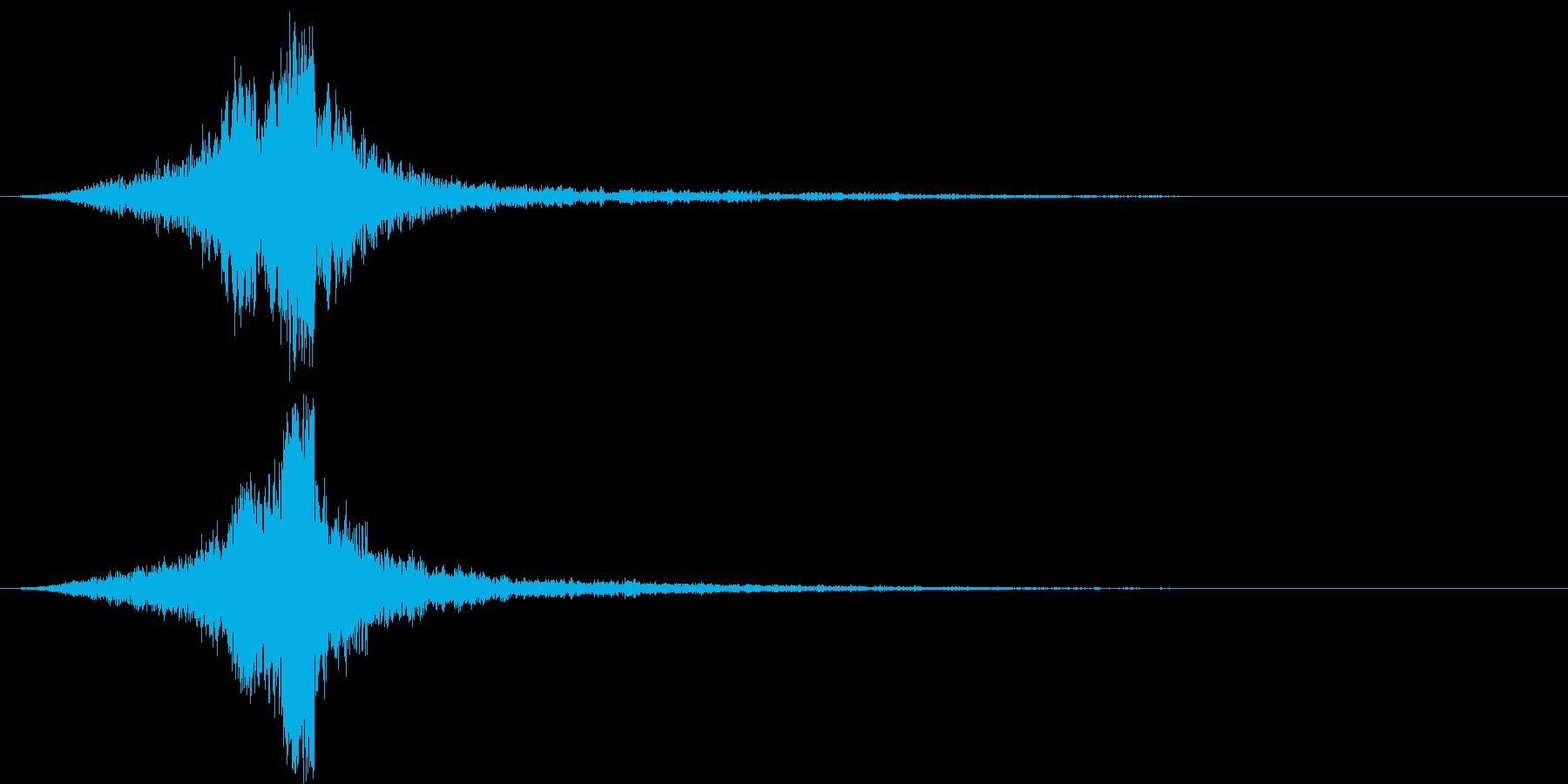 【シネマティック】Whoosh_09の再生済みの波形