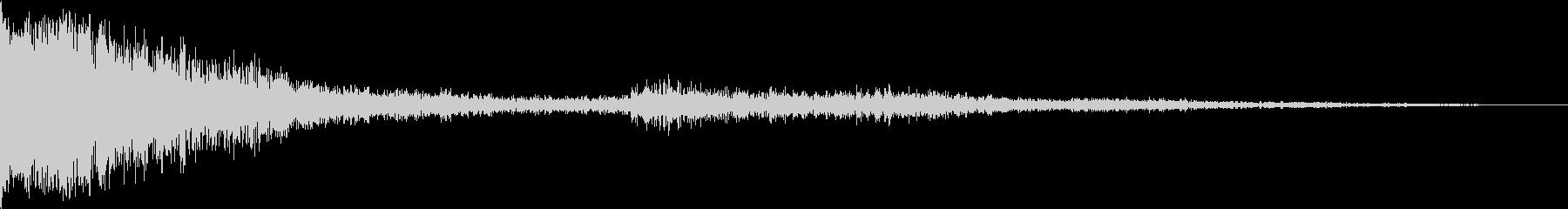 Guorn, Garagara (lowerly sound metal sound)'s unreproduced waveform