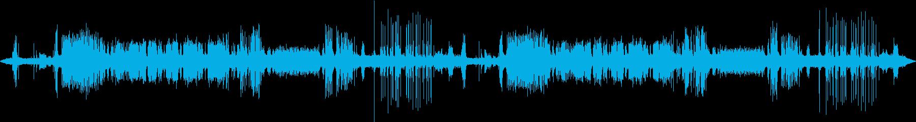 ハイテクサーキットボードプレス機:...の再生済みの波形