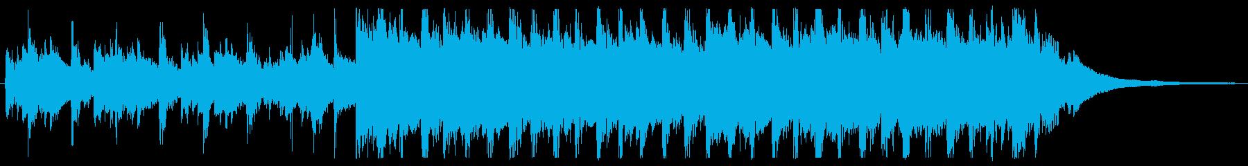 【ショート版】企業VP・CM アコギ…の再生済みの波形