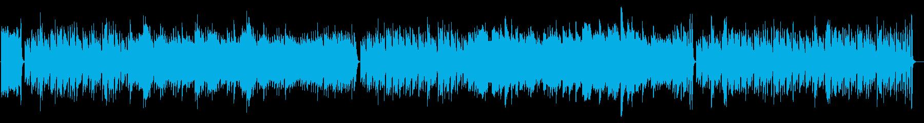 ジブリ風 アニメ 子供 絵本 夏の再生済みの波形