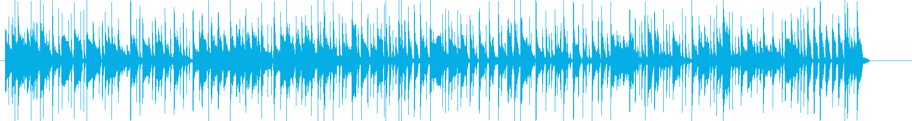 CMなどに最適なスラップベースの再生済みの波形