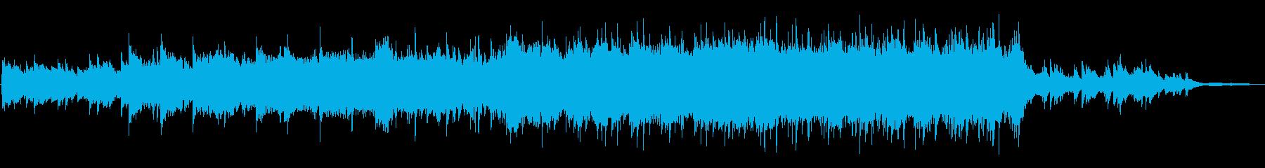 VP系7、ピアノ&オーケストラ、感動的Eの再生済みの波形