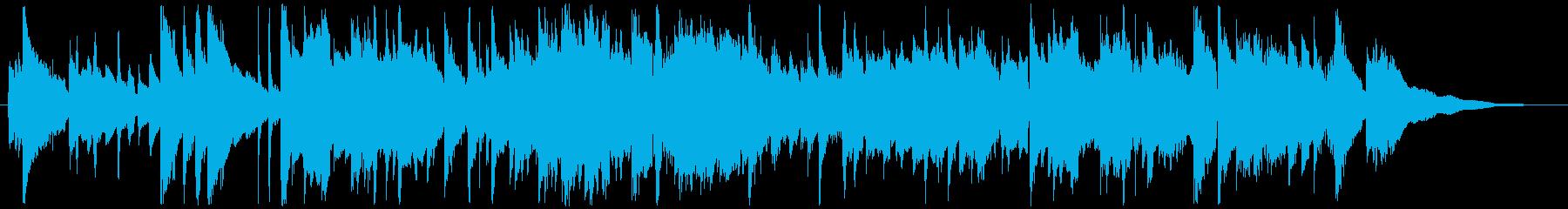 動画 センチメンタル 静か クール...の再生済みの波形