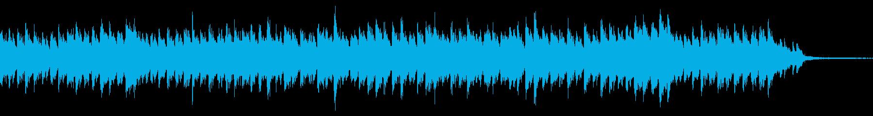 前向き☆ 躍動感がある ドラムが印象的 の再生済みの波形