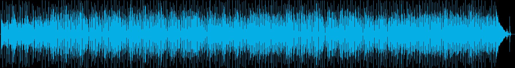 月曜の朝に元気が出るBGMの再生済みの波形