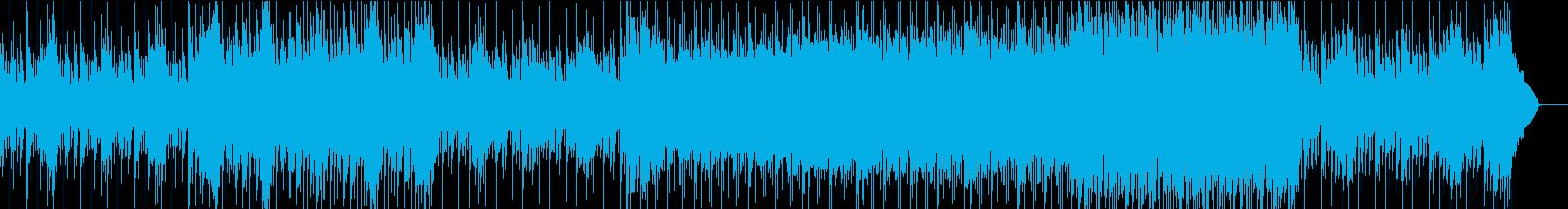 MidTMPOneToneElectroの再生済みの波形