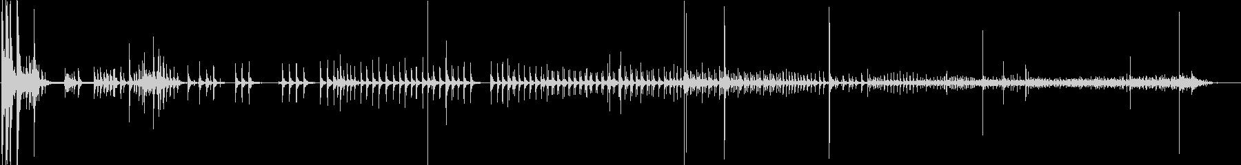 ウッドランバー:ミディアムクリーキ...の未再生の波形