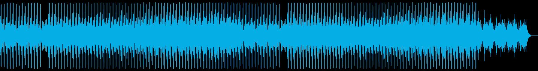 企業VP コーポレート 爽やか シンプルの再生済みの波形