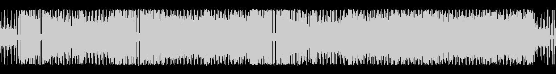8-Bit_Action Aggressive4の未再生の波形