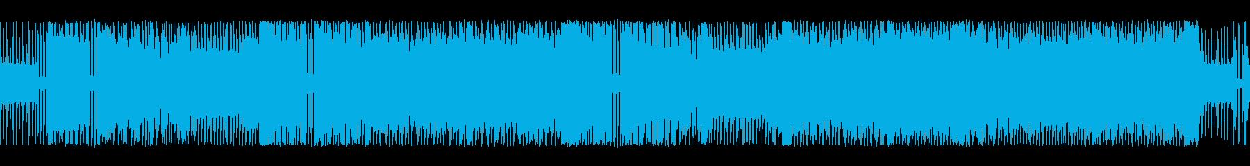 8-Bit_Action Aggressive4の再生済みの波形