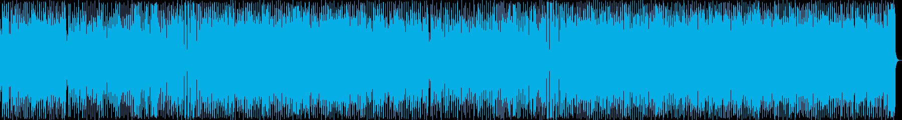 パーティーチューン!弾けるハウスの再生済みの波形