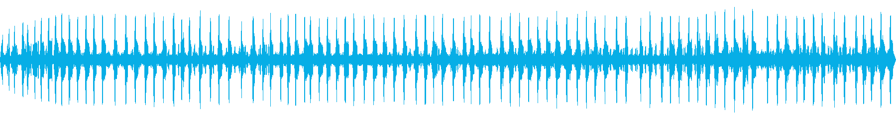 コオロギなど【秋、深夜、道端の山際】の再生済みの波形