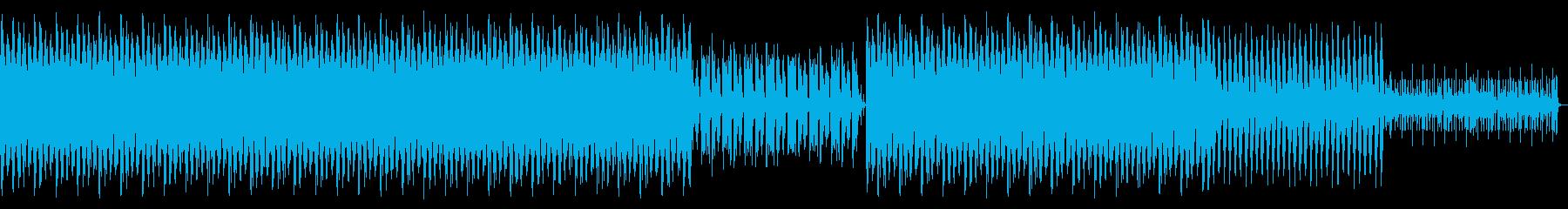 エレクトロハウス。力 。エネルギー。の再生済みの波形