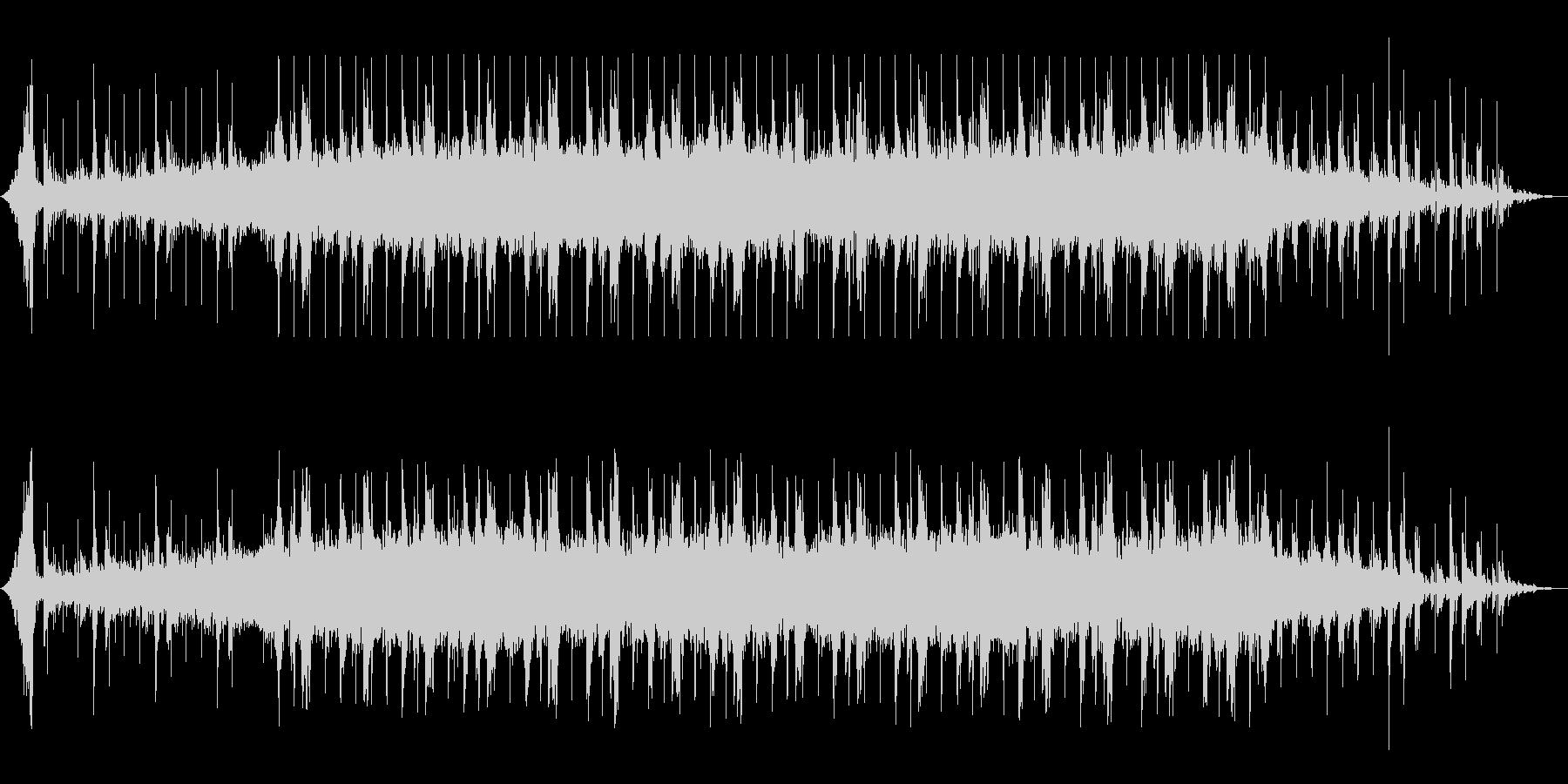 明るく透明感のあるギター・ピアノポップの未再生の波形