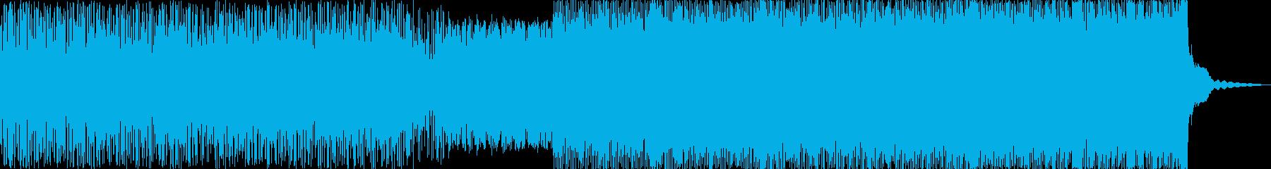 ラテン系 サスペンス アクション ...の再生済みの波形