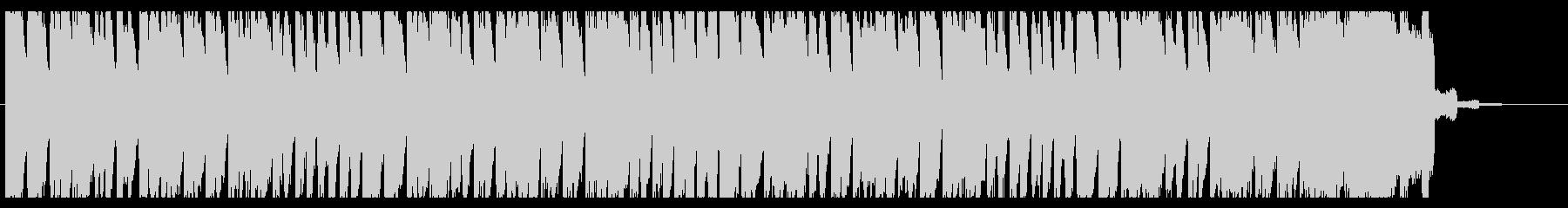 爽やか/トロピカルポップ_No389_4の未再生の波形