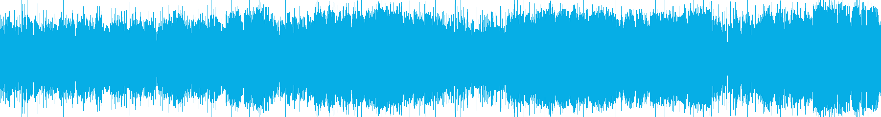 【ループ】生楽器中心のクールな戦闘曲の再生済みの波形