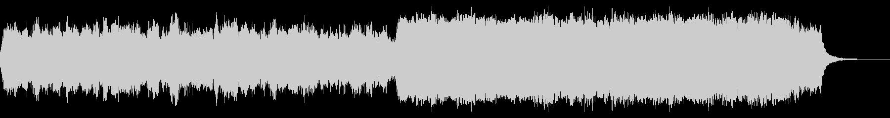 SAKURA by Hollywoodの未再生の波形