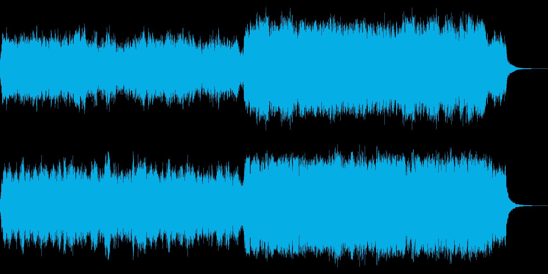 SAKURA by Hollywoodの再生済みの波形