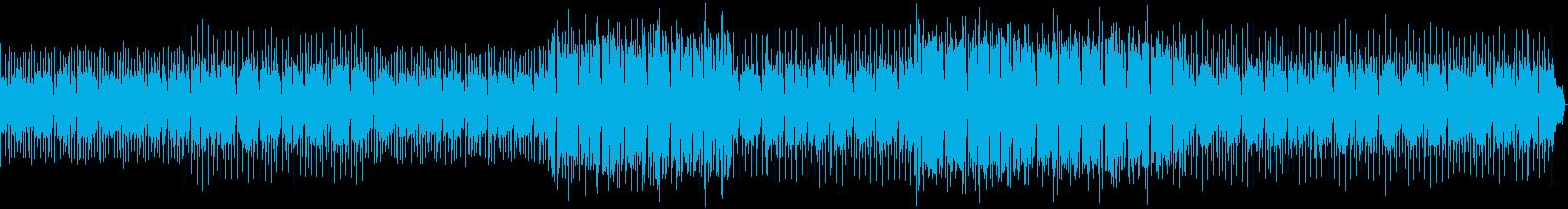 壮大なイメージで作ってみましたの再生済みの波形