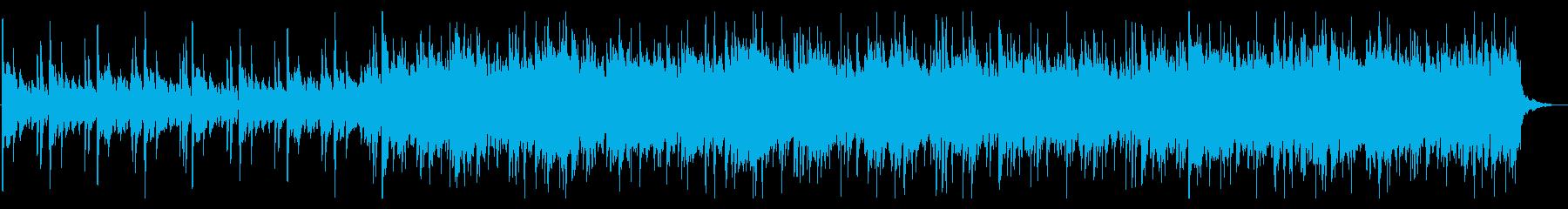 幻想的/夢/リラックス_No608_3の再生済みの波形