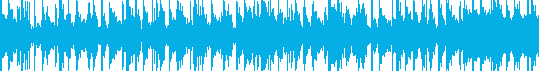 チャンキーでグルーヴィーなドラムン...の再生済みの波形