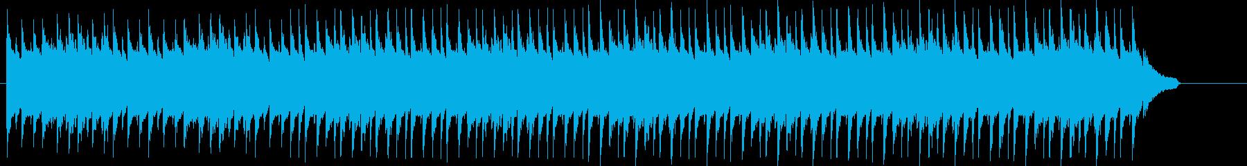 モーニングルーティン 料理 ほのぼのの再生済みの波形