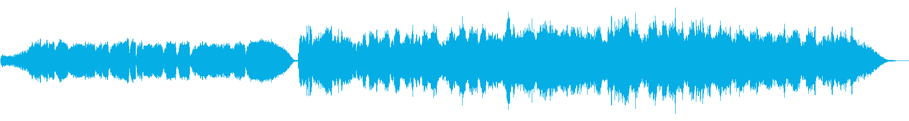 フルートとストリングスが印象的なバラードの再生済みの波形
