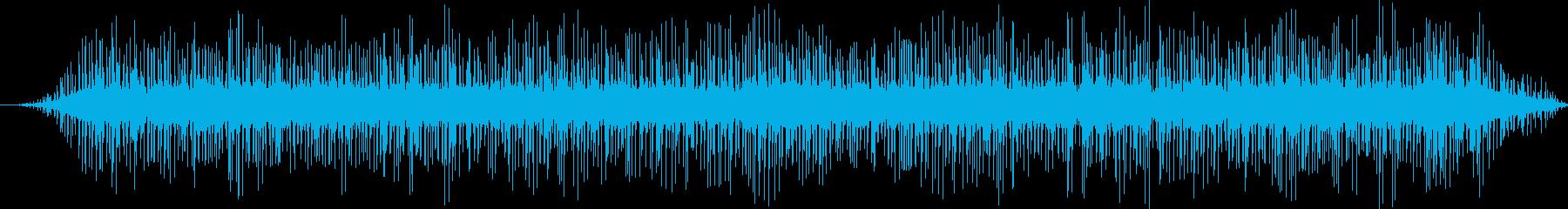 ミディアムアンティークマシン:重い...の再生済みの波形