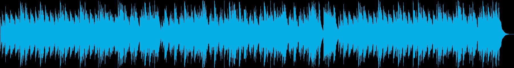 美しき青きドナウ/ヨハン(オルゴール)の再生済みの波形