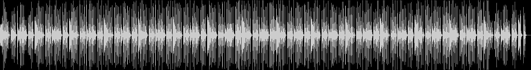kawaiiポップオーケストラ・日常の未再生の波形