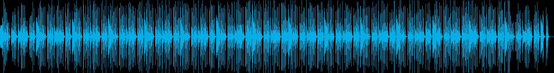 kawaiiポップオーケストラ・日常の再生済みの波形
