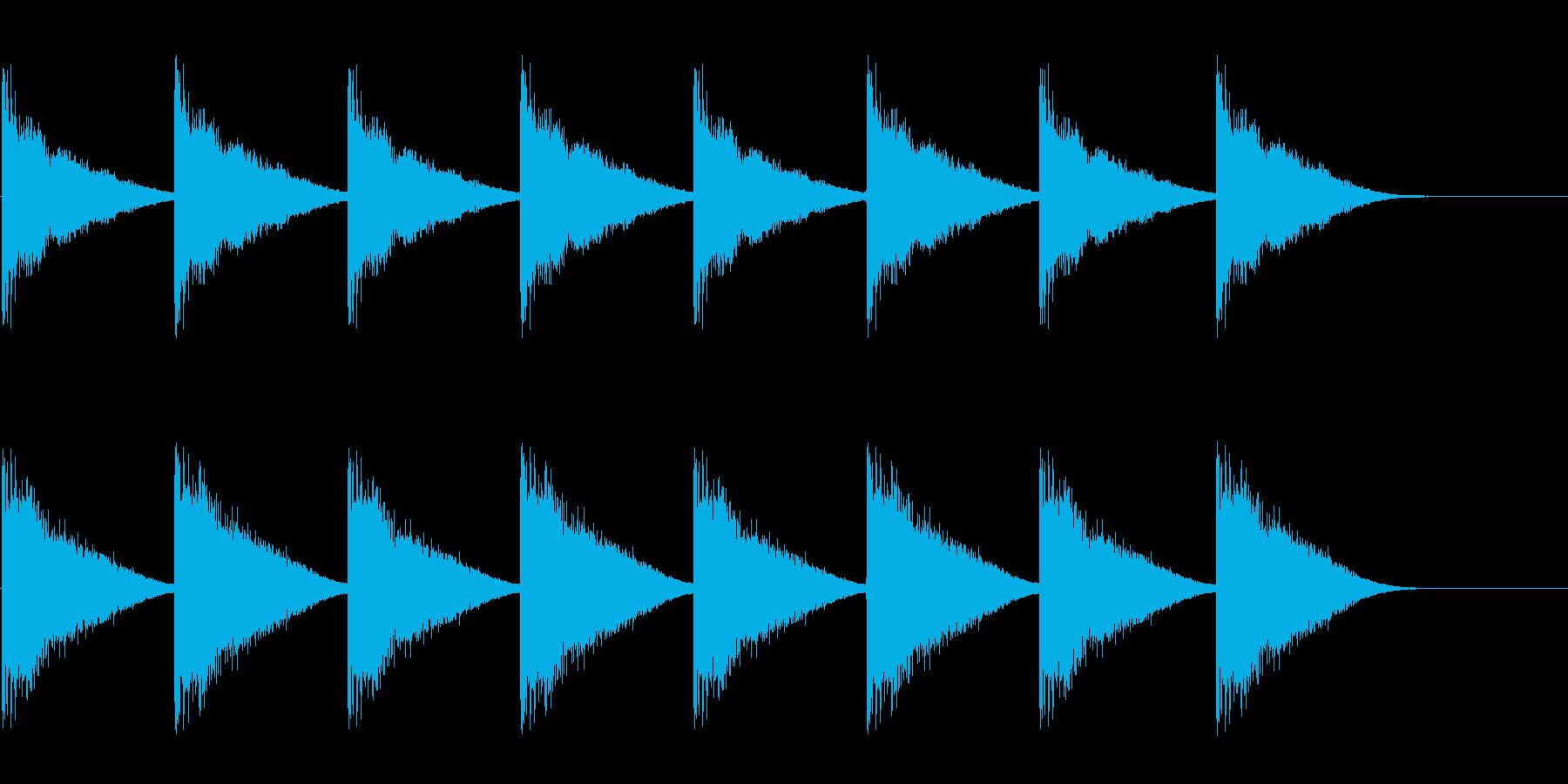 教会の鐘-1-2_revの再生済みの波形