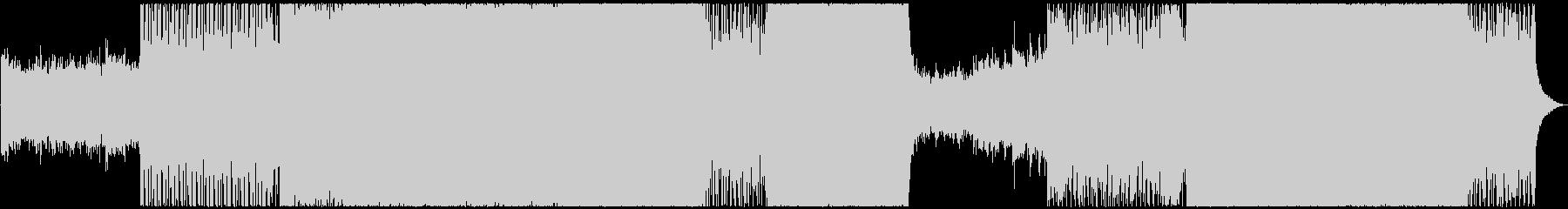 クラブ/ドラムンベースの未再生の波形