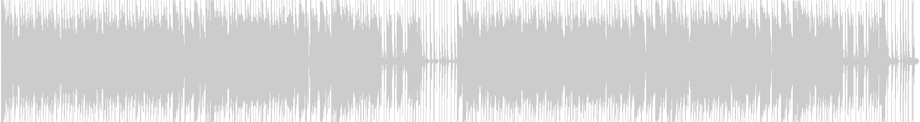 鬼気迫る軽快なソウルJAMサウンドの未再生の波形