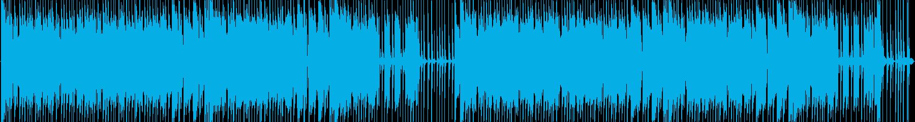 鬼気迫る軽快なソウルJAMサウンドの再生済みの波形