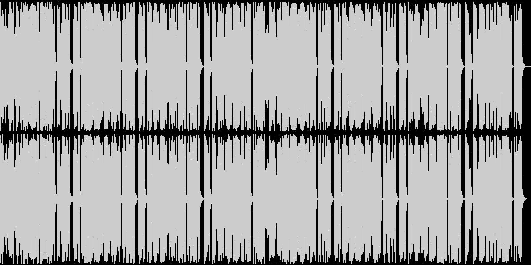 【アンビエント】ロング2、ジングル1の未再生の波形