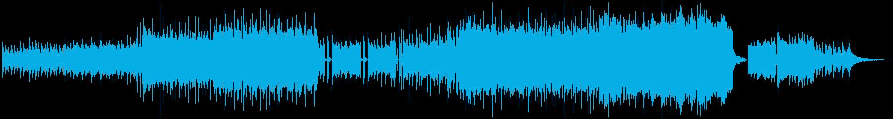 ピアノ・フルートが印象的な3拍子バラードの再生済みの波形