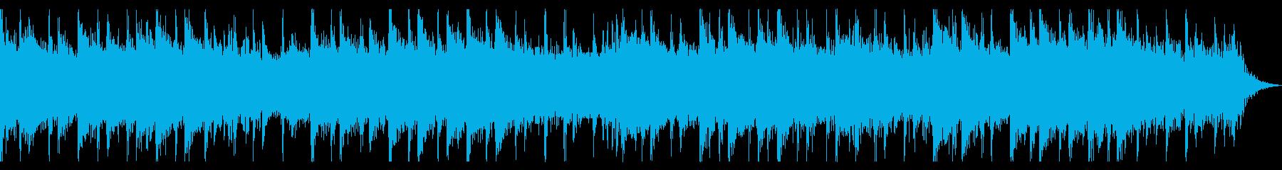 Holiday Beach30秒版の再生済みの波形