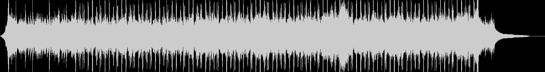 企業VP系48、爽やかピアノ4つ打ちbの未再生の波形