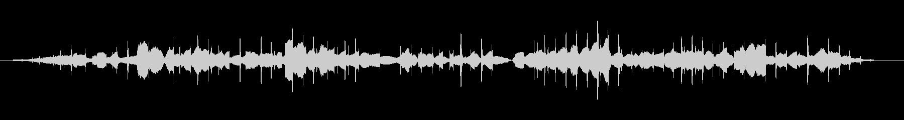 116 (UP-13)の未再生の波形