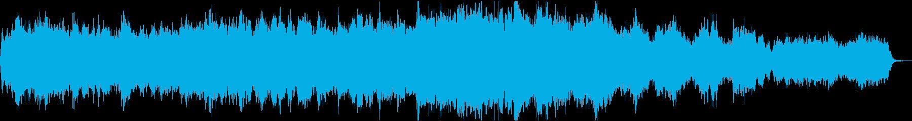 ワーグナーのマイスタージンガーよりの再生済みの波形