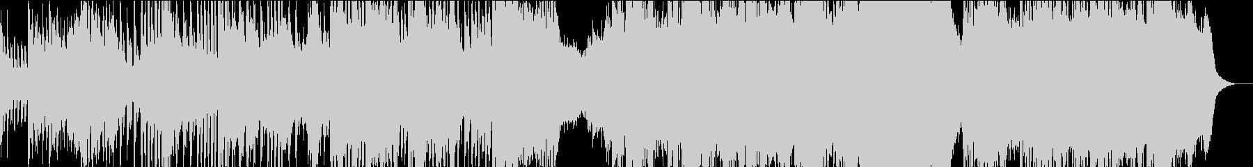大迫力シンフォニックメタルBGM/劇的の未再生の波形