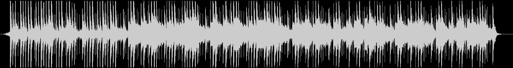 琉球音階を用いた沖縄風のBGMの未再生の波形